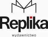 Znalezione obrazy dla zapytania wydawnictwo replika logo