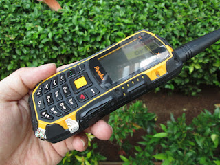 hape outdoor Runbo X1 walky talky VHF