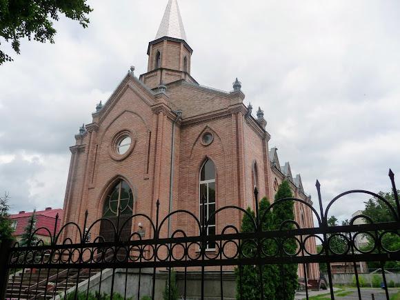 Суми. Євангельська церква