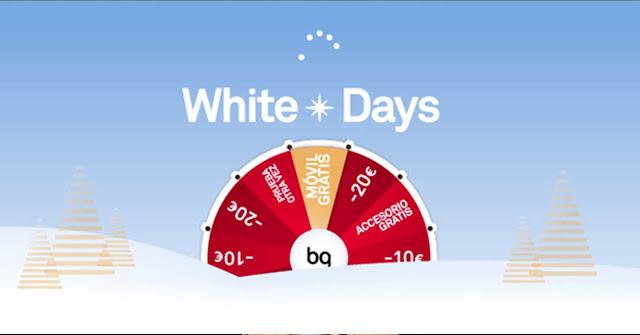 White Days BQ