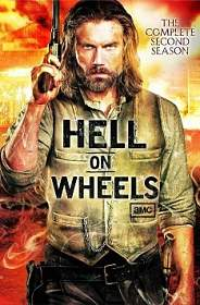 Hell on Wheels temporada 2