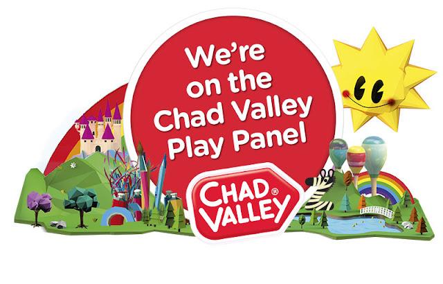 Chad Valley Play Panel Ambassador Badge
