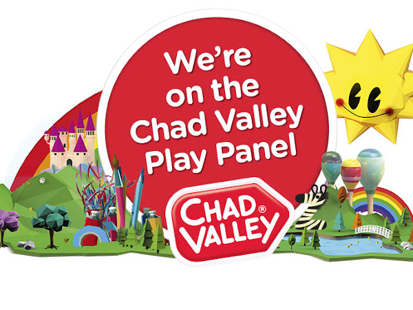 We're On The Chad Valley Play Panel and Giveaway