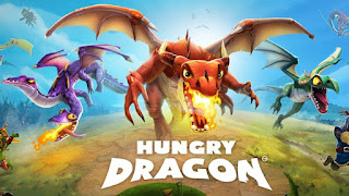 Download Dragon Hungry Mod Apk terbaru for android