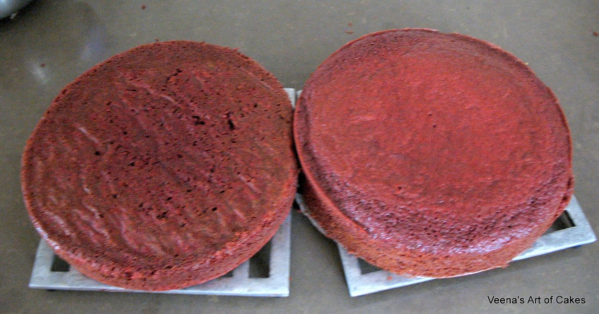 Authentic Red Velvet Cake No Food Coloring