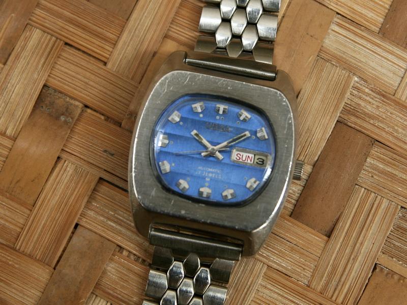 (For Sale) Urika Automatic 21 Jewels