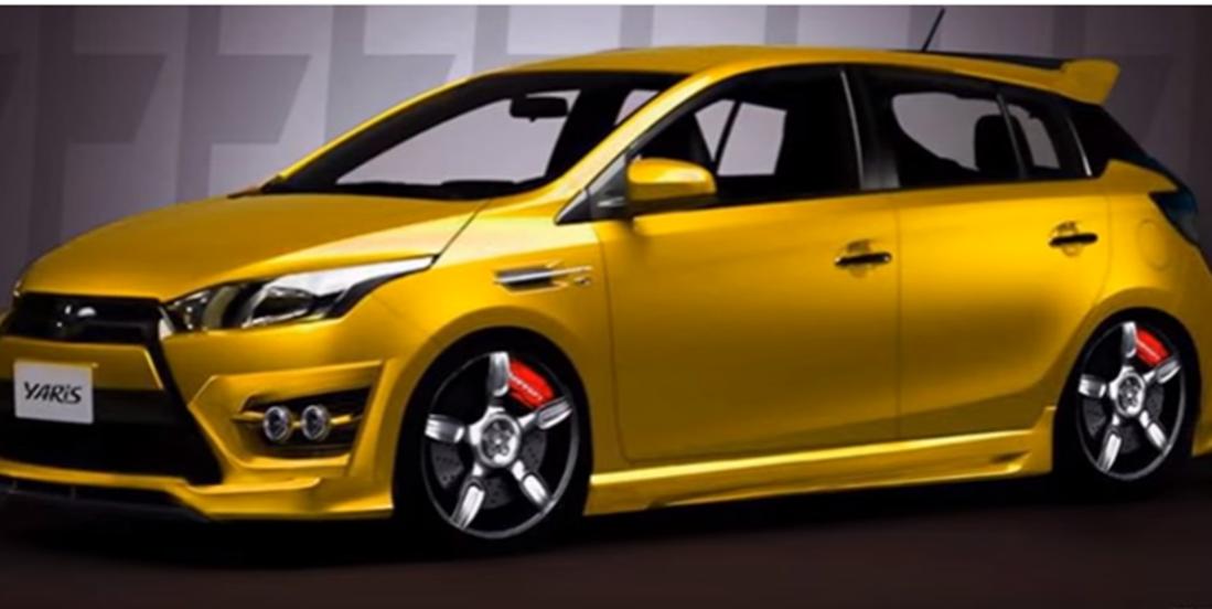 Modifikasi Toyota Yaris Super Mewah  auto nimpuna