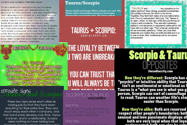 12 Quotes about SCORPIO - TAURUS Relationships | Scorpio Quotes