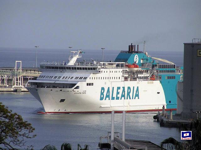 Bon plan Découvrez le nouvel itinéraire Balearia Malaga-Tanger à partir de 20 € / trajet