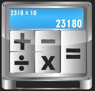 تحميل تطبيق HandyCalc أقوى حاسبةعلمية للعمليات والمعادلات الرياضية للاندرويد مجانا