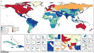 """""""تقرير"""" يكشف عن طفرة المواليد في العالم وسط توقعات ببلوغ 10 مليار إنسان"""