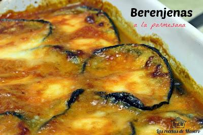 Berenjenas a la parmesana 2