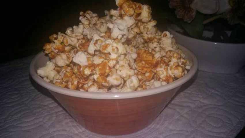 Resep Membuat Caramel Popcorn by Ika Lianasari