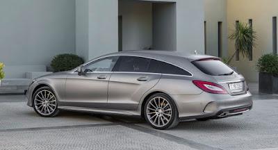Mercedes Benz CLS Shooting Brake 2017 Specs, Concept, Price