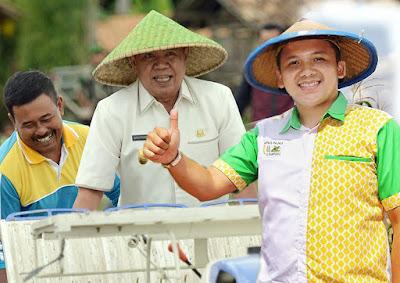 Jika Pilgub Lampung Dilaksanakan Hari Ini, Ridho-Bachtiar Menang