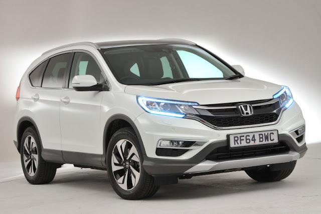 2017 Honda CR-V Reviews
