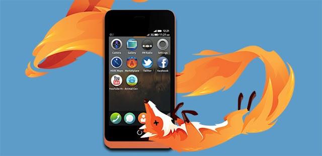 Mozilla anuncia fechamento do departamento responsável pelo sistema Firefox OS