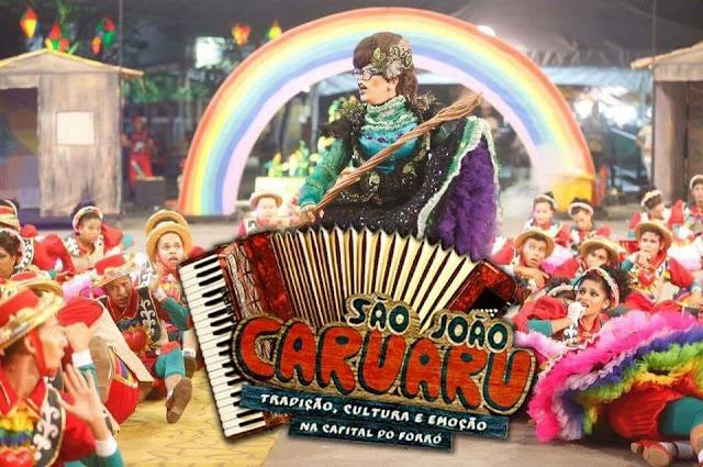 Quadrilha Junina Mandacaru é consagrada campeã do Concurso de Quadrilha de Caruaru