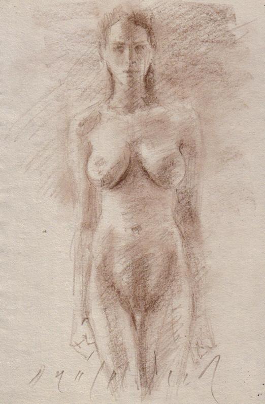 Fill blank? Nude life drawing models blog idea