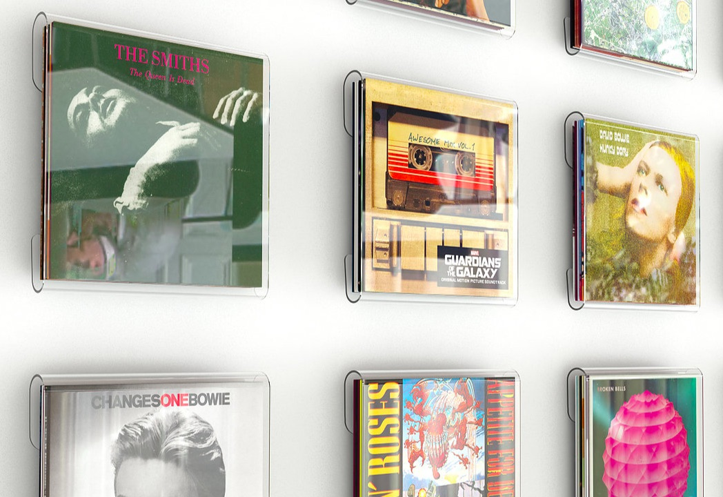 Mono and Stereo High-End Audio Magazine: THE MAGIC VINYL DISPLAY!