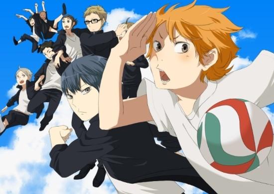 하이큐 OVA icon