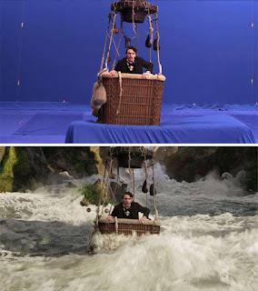 Foto-foto Keren Dibalik Pembuatan Film Hollywood, Amazing!
