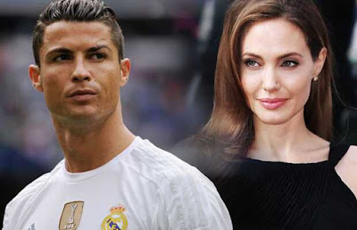 Cristiano Ronaldo and Angelina Jolie set to Starr in New movie
