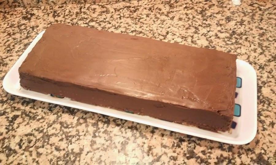 relleno de chocolate