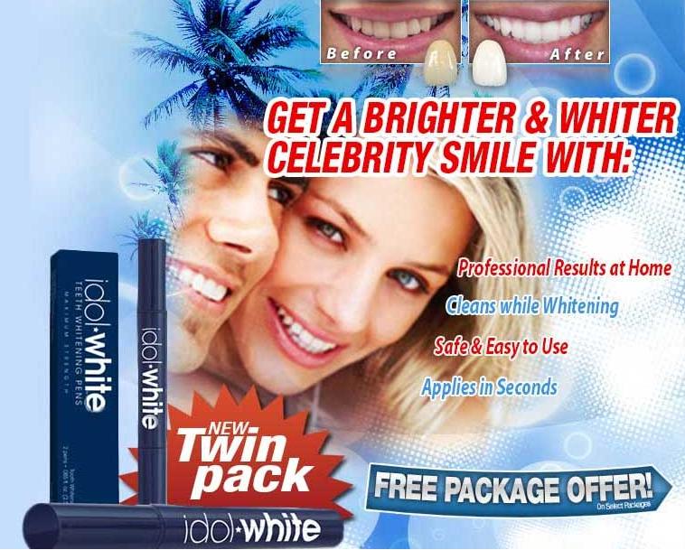 (ID: 8251) Idol White Teeth Whitening