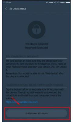 Cara mengatasi Unlock Bootloader Stuck di 50%
