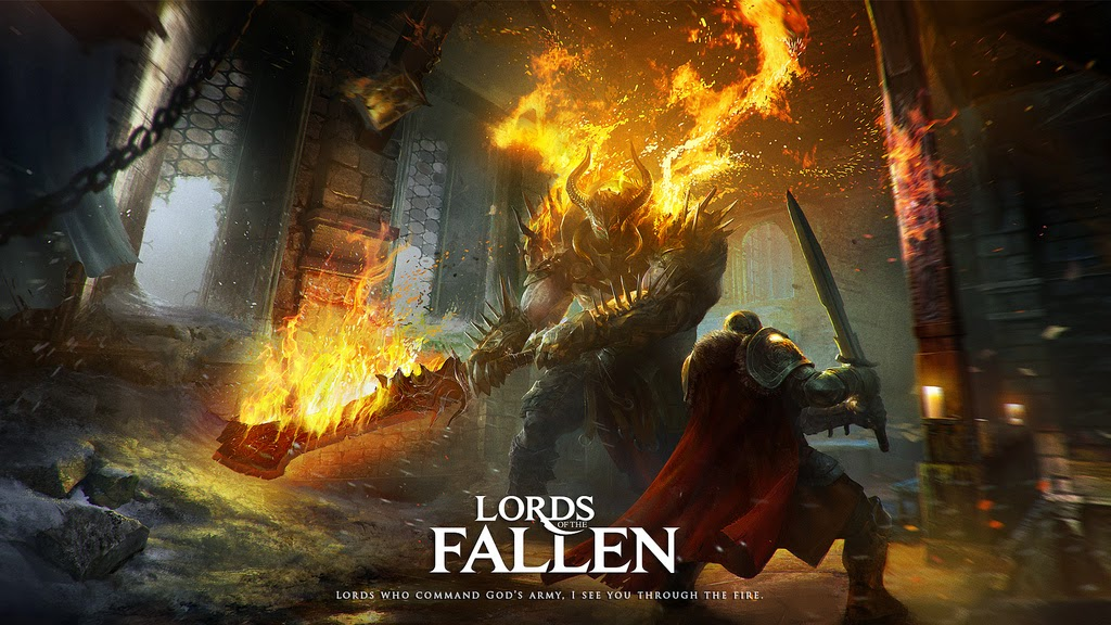 Lords of the Fallen Art Wallpapers