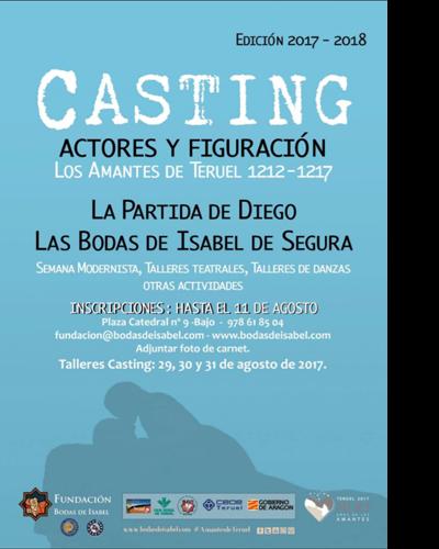 Casting de actores y figuración