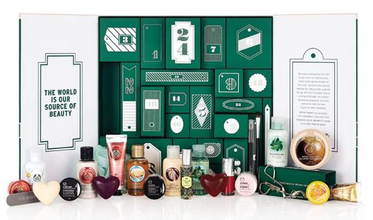 Beauty advent calendars 2015