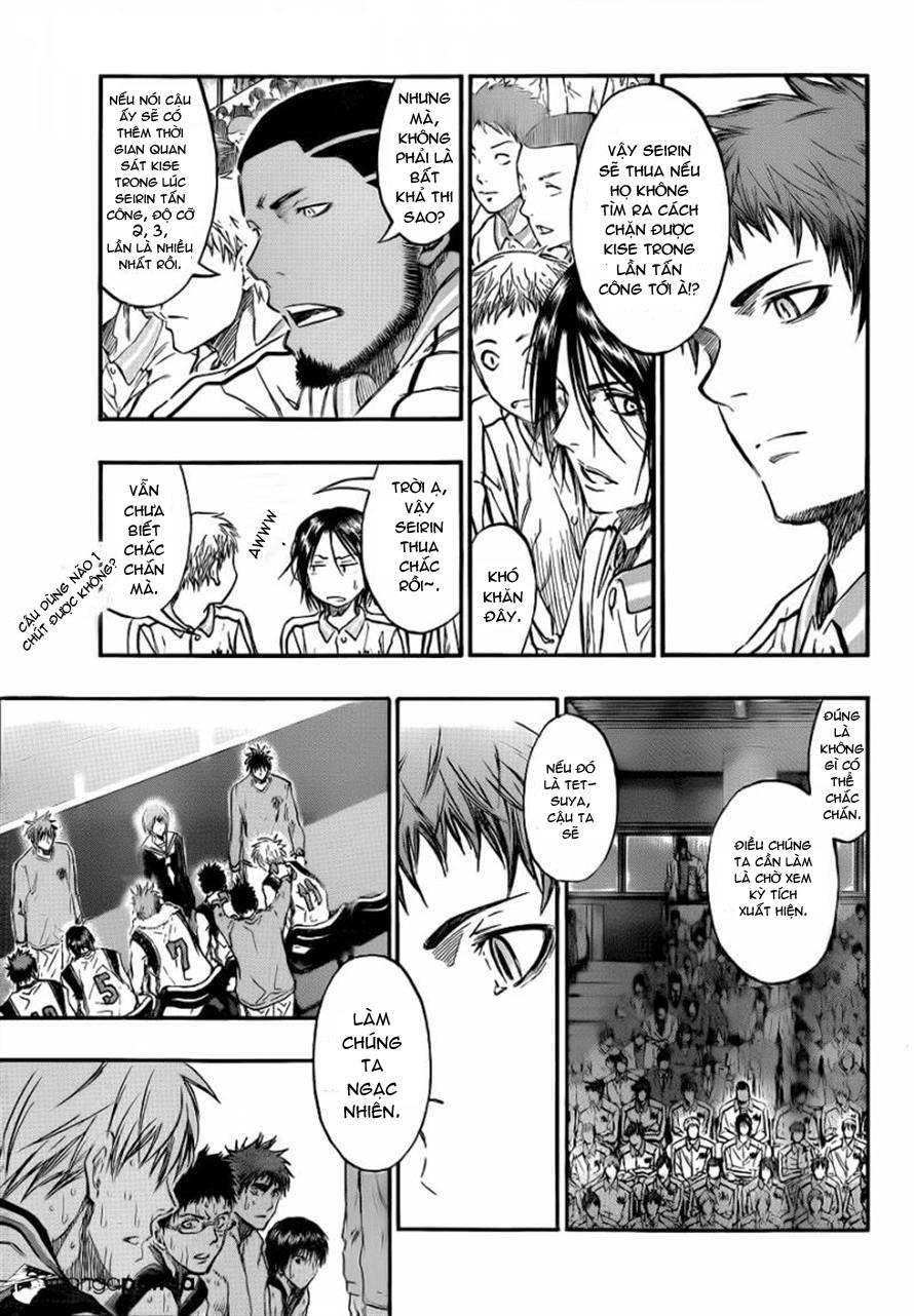 Kuroko No Basket chapter 200 trang 3
