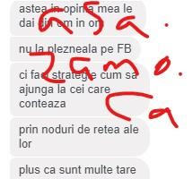screenshot of the conversation shown below