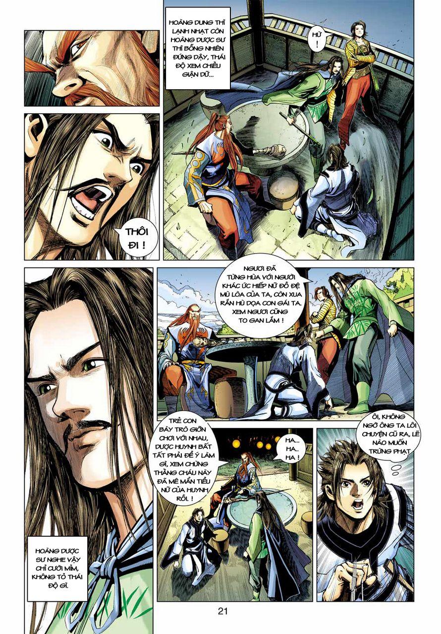 Anh Hùng Xạ Điêu anh hùng xạ đêu chap 43 trang 20