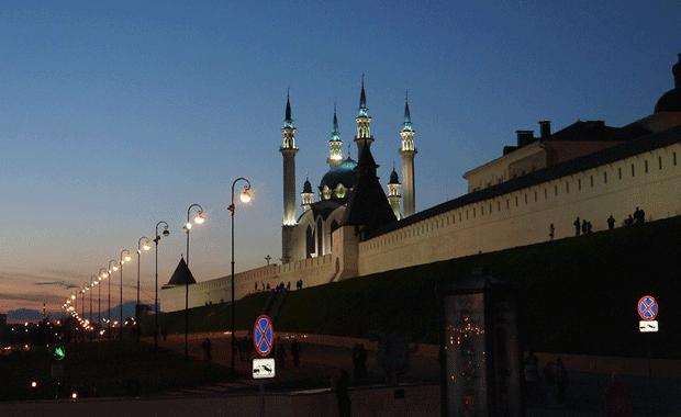 kota wisata di negara rusia