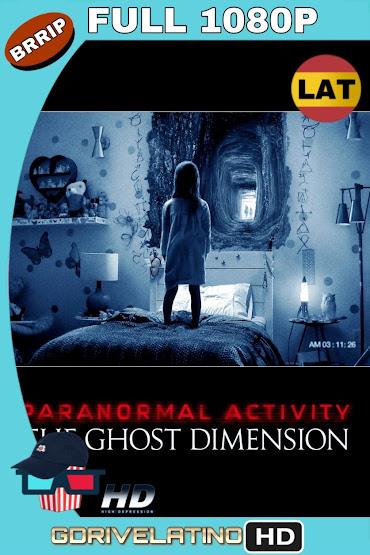 Actividad Paranormal: La Dimensión Fantasma (2015) BRRip 1080p Latino-Ingles MKV