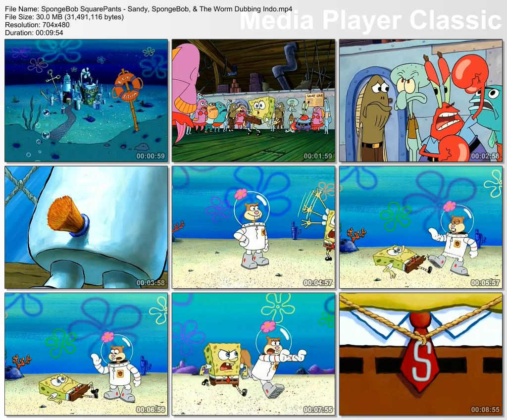 download spongebob squarepants sandy spongebob u0026 the worm