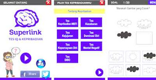 tes keccerdasan Superlink IQ test
