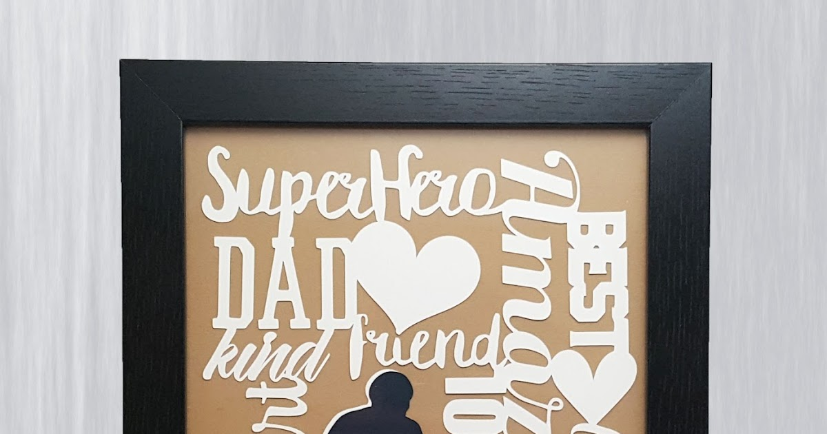 Download All About Dad Home Decor - Free SVG Download | Picture Life