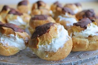Pyragėliai su kremu