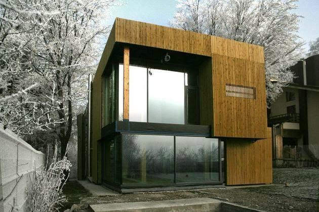 Rumah Yang Dirancang Untuk Hunian Irit Energi