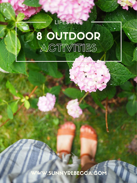 8 Outdoor Activities to Do - Sunny Rebecca