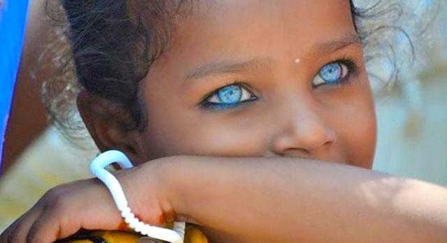 Test: ¿De qué color serían tus ojos según tus respuestas?