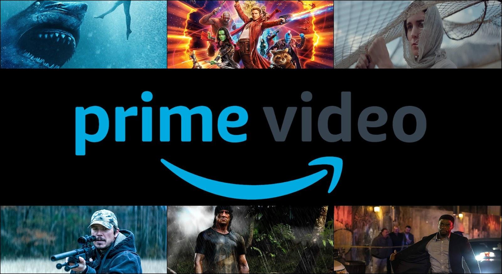 Amazon Prime Vídeo - Filmes que chegam em abril no streaming