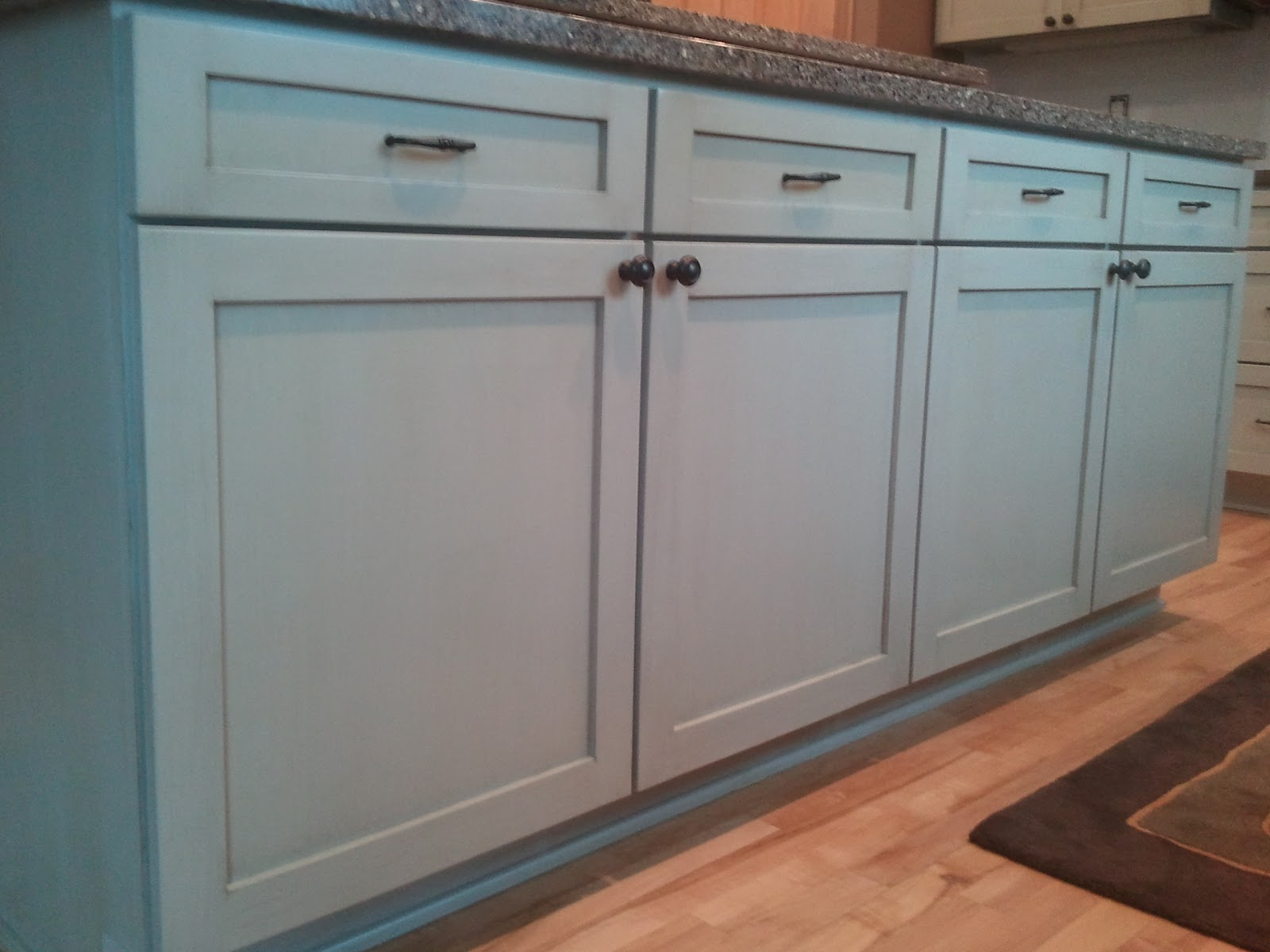 Glazed Maple Kitchen Cabinets Finishes