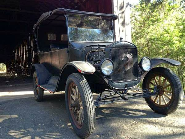 Just A Car Guy: A 1924 Model T Is On Craigslist In The