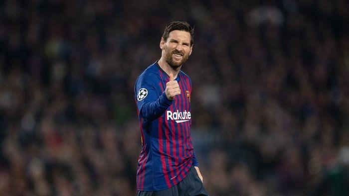 Ronaldo Tersingkir dari Liga Champions, Apa Kata Messi?
