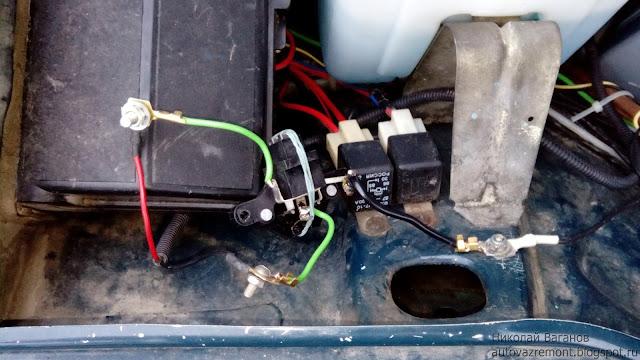 Низкое напряжение заряда генератора ВАЗ-2107. Что делать